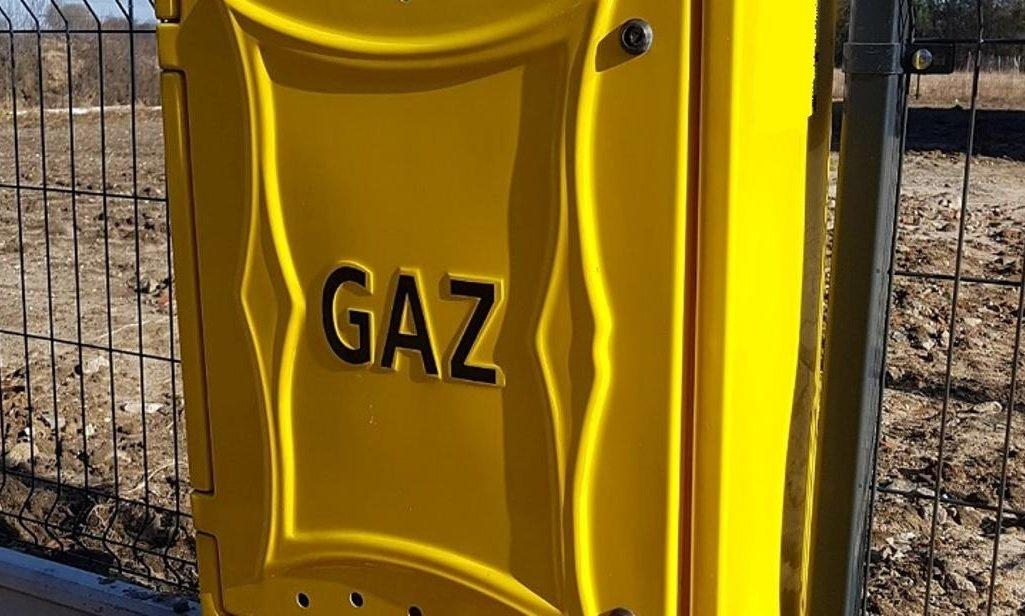 Rozbudowa sieci gazowej na terenie Gminy Maszewo