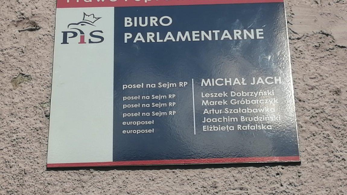 Otwarcie biura parlamentarnego w Maszewie